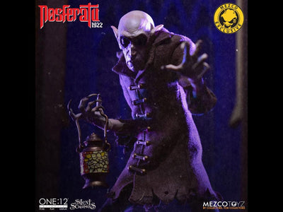 Mezco One:12 Collective Nosferatu Silent Screamers Exclusive Figure
