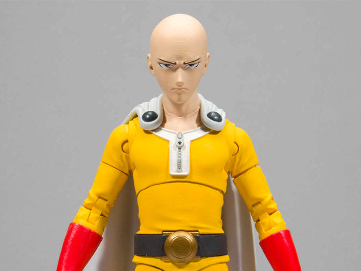 One-Punch Man Saitama Action Figure-Maximus Collectors