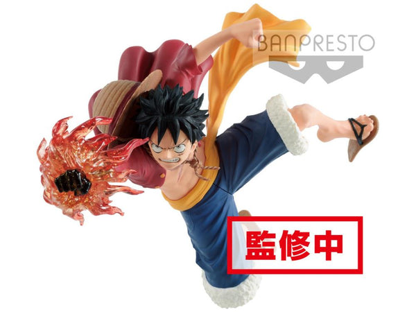 One Piece G x Materia Monkey D. Luffy-Maximus Collectors
