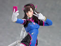 Overwatch figma No.408 D.Va (Classic Skin Edition) PRE-ORDER