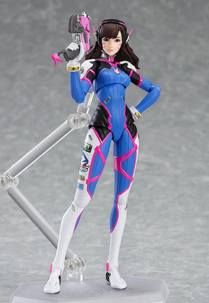 Overwatch figma No.408 D.Va (Classic Skin Edition)-Maximus Collectors