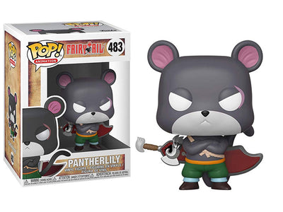 Pop! Animation: Fairy Tail - Pantherlily-Maximus Collectors