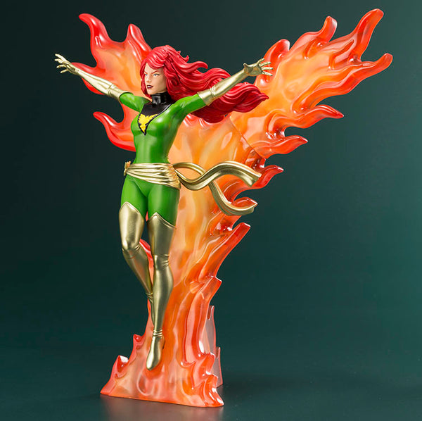 X-Men '92 ArtFX+ Phoenix (Furious Power) Statue-Maximus Collectors