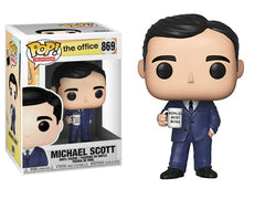 Funko Pop! The Office - Michael Scott