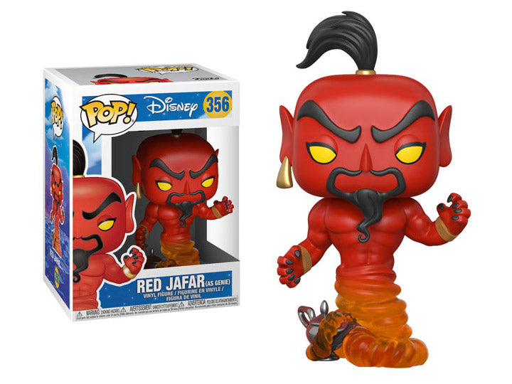 Pop! Disney: Aladdin - Red Jafar-Maximus Collectors