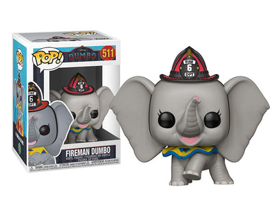 Pop! Disney: Dumbo - Fireman Dumb-Maximus Collectors