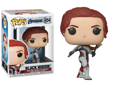 Pop! Marvel: Avengers: Endgame - Black Widow-Maximus Collectors