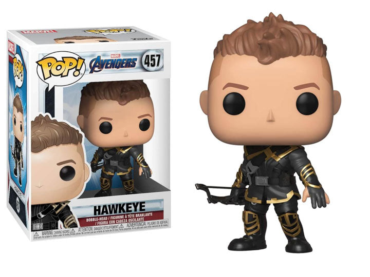 Pop! Marvel: Avengers: Endgame - Hawkeye-Maximus Collectors