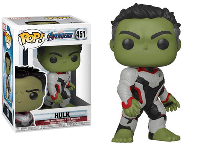 Pop! Marvel: Avengers: Endgame - Hulk-Maximus Collectors