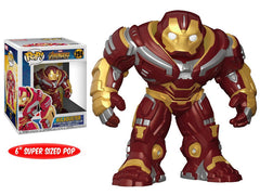 "Funko Pop! Marvel: Avengers: Infinity War - 6"" Super Sized Hulkbuster - Maximus Collectors"