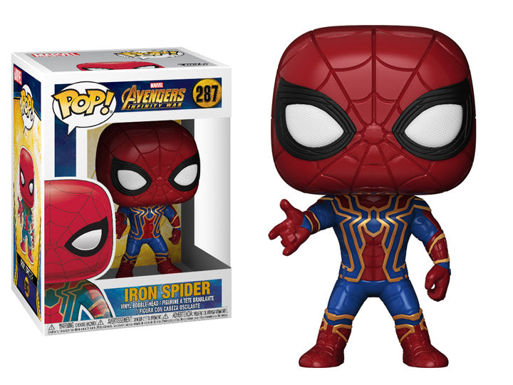 Pop! Marvel: Avengers: Infinity War - Iron Spider-Maximus Collectors