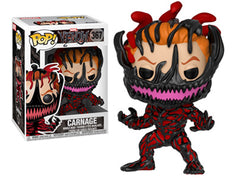 Pop! Marvel: Venom Series - Carnage-Maximus Collectors