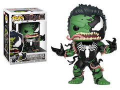 Pop! Marvel: Venom Series - Venomized Hulk-Maximus Collectors