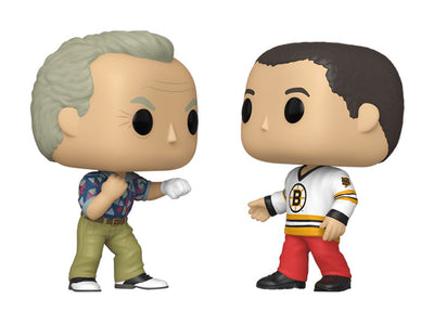 Pop! Movies: Happy Gilmore - Happy & Bob Barker - Maximus Collectors