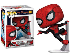 Pop! Movies: Spider-Man: Far From Home - Spider-Man (Upgraded Suit) PRE-ORDER