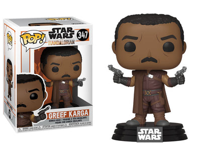 Pop! Star Wars: The Mandalorian - Greef Karga - Maximus Collectors
