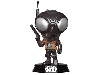 Pop! Star Wars: The Mandalorian - Q9-0 (Zero) - Maximus Collectors
