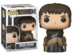 Pop! TV: Game of Thrones - Bran Stark (In Chair)