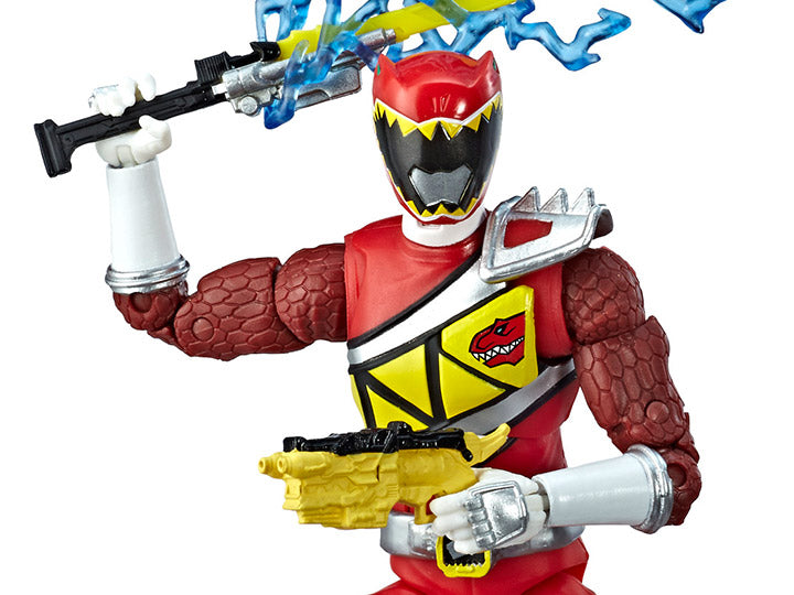 Power Rangers Dino Charge Lightning Collection Red Ranger Maximus Collectors Toys Gifts