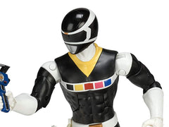 "Power Rangers In Space Legacy 6"" Black Ranger-Maximus Collectors"