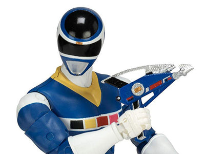 "Power Rangers In Space Legacy 6"" Blue Ranger-Maximus Collectors"