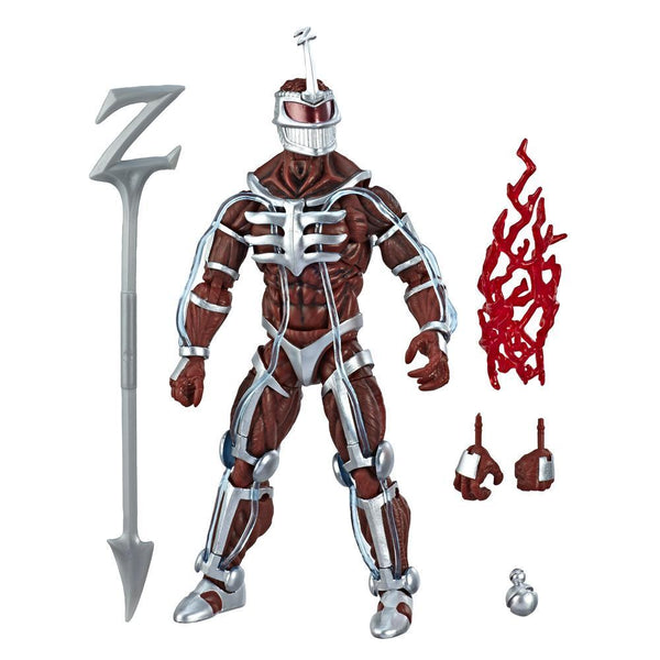 Power Rangers Lightning Collection 6-Inch Mighty Morphin Power Rangers Lord Zedd Collectible Action Figure-Maximus Collectors