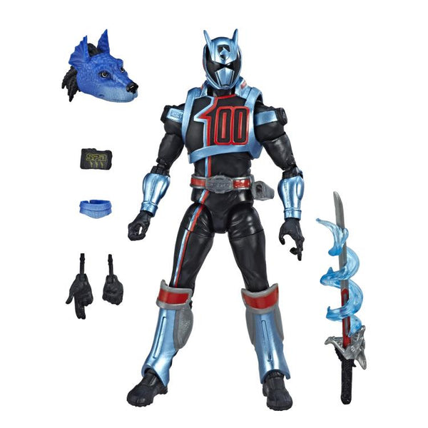 Power Rangers S.P.D. Lightning Collection Shadow Ranger-Maximus Collectors