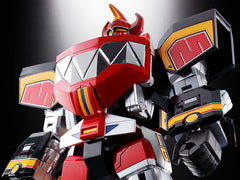 Power Rangers Soul of Chogokin GX-72 Megazord-Maximus Collectors
