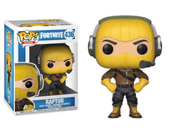 Funko Pop! Games: Fortnite Raptor