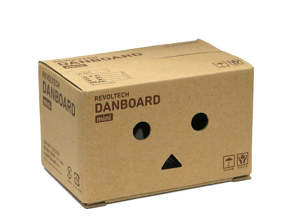 Revoltech Danboard Mini Action Figure (light up eyes)-Maximus Collectors