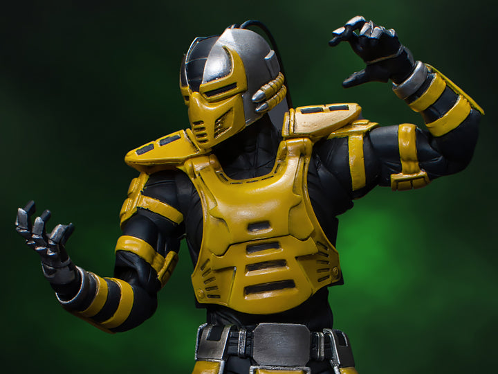 Mortal Kombat VS Series Cyrax 1/12 Scale Figure-Maximus Collectors