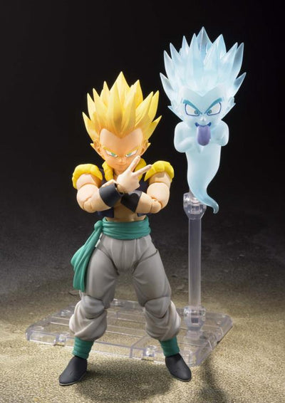 Dragon Ball S.H.Figuarts Super Saiyan Gotenks - Maximus Collectors Toys & Gifts