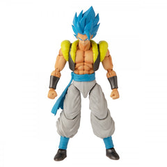 Dragon Stars Dragonball Z Super Super Saiyan Blue Gogeta Action Figure Maximus Collectors 01
