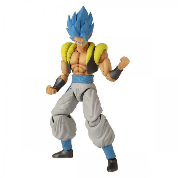 Dragon Stars Dragonball Z Super Super Saiyan Blue Gogeta Action Figure Maximus Collectors 04