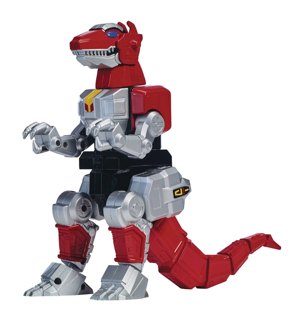 Mighty Morphin Power Rangers Legacy Deluxe T-Rex Zord - Maximus Collectors Toys & Gifts