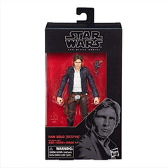 "Star Wars: The Black Series 6"" Han Solo (Empire Strikes Back)-Maximus Collectors"