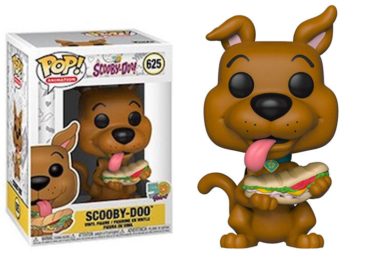 Pop! Animation: Scooby-Doo - Scooby-Doo (with Sandwich)-Maximus Collectors