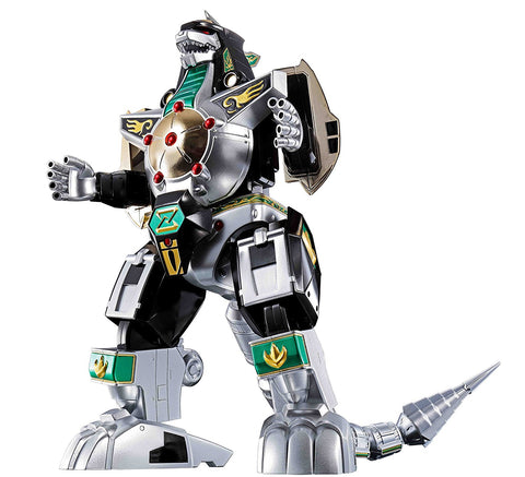 Mighty Morphin Power Rangers Dragonzord Soul of Chogokin