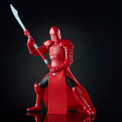 Star Wars Black Series Imperial Elite Praetorian Guard 6 inch Action Figure Last Jedi