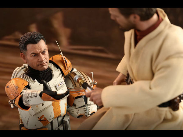 Star Wars: Revenge of the Sith MMS524 Commander Cody 1/6th Scale Collectible Figure-Maximus Collectors