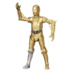 "Star Wars: The Black Series 6"" C-3PO (Silver Leg Exclusive)"