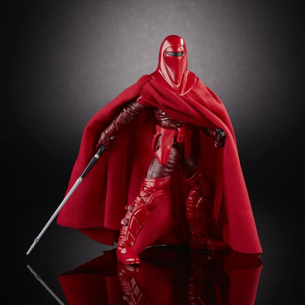 "Star Wars: The Black Series 6"" Imperial Royal Guard-Maximus Collectors"