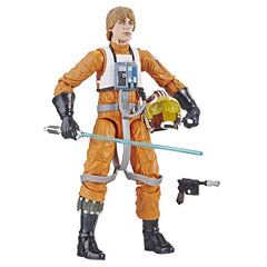 Star Wars: The Black Series Archive Collection Luke Skywalker Pilot (A New Hope)-Maximus Collectors