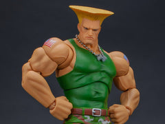 Street Fighter II Guile 1/12 Scale Figure-Maximus Collectors