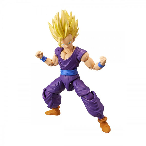 DBZ Dragball Super Z Dragon Stars Teen Gohan Super Saiyan 2 Action Figure Maximus Collectors 01