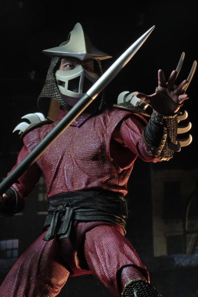 TMNT (1990 Movie) Shredder 1/4 Scale Figure-Maximus Collectors