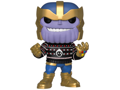 Pop! Marvel: Holiday - Thanos-Maximus Collectors