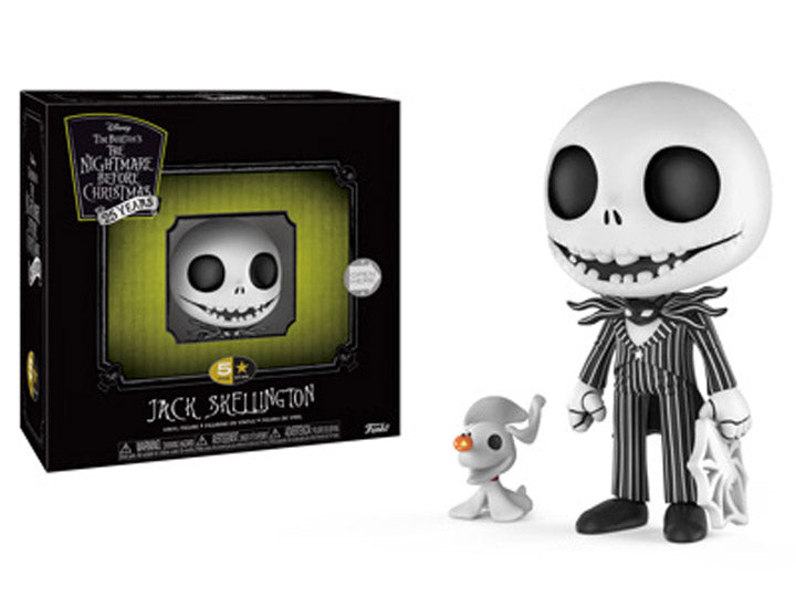 The Nightmare Before Christmas 5 Star Jack Skellington-Maximus Collectors