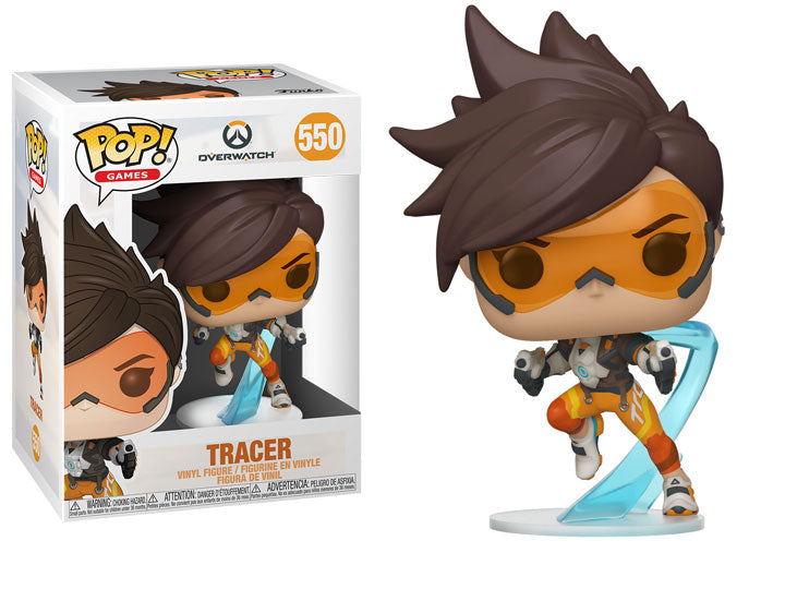 Pop! Games: Overwatch 2 - Tracer - Maximus Collectors