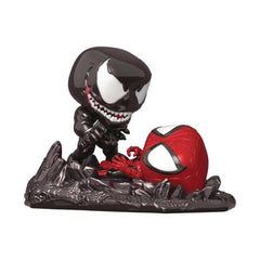 Funko Pop Marvel Venom Vs. Spider-Man PX Previews Exclusive
